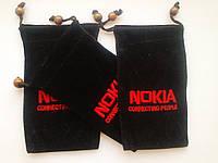 """Чехол для мобильного """"Nokia"""", ткань, 135мм*75мм."""
