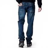 """Мужские джинсы для высоких мужчин 18-742 L: 36"""" темно-синие, фото 2"""
