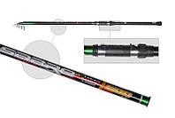 Болонская удочка длина 5 м Siweida Sabre Strong Glass 5-25гр. с кольцами