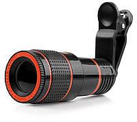 Объектив для телефона Mobile Phone Telescope 12X Zoom