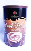 Bellarom Cappuccino Family капучино шоколадный вкус 500 грамм Германия