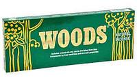 Благовоние пыльцовое Woods 20 шт. масальних ароматных палочек!