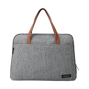Сумка для ноутбука Bagsmart 14 Серый (KD-0140008A008)