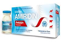 Амиридин (Іпідакрин) 1%, уп, 5 фл. по 10 мл