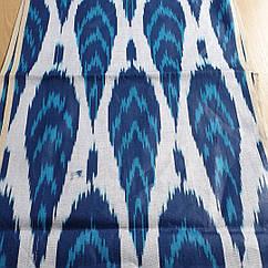 Натуральна тканина ручної роботи Ікат (Адрас)