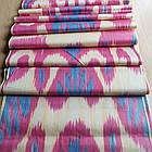 Узбецька тканина Ікат (адрас/атлас), фото 2