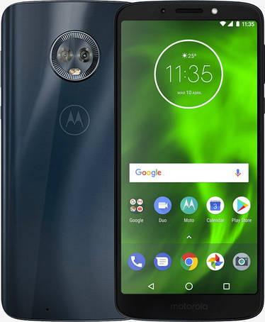 Чехол для Motorola Moto G6 Plus