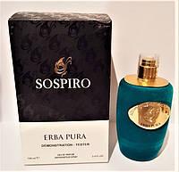 Парфюмированная вода в тестере SOSPIRO PERFUMES Erba Pura 100 мл