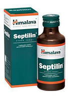 Септилин Сироп 200 мл Хималая, Septilin Himalaya, противовоспалительное средство широкого спектра действия, Аюрведа Здесь