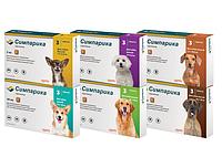 Симпарика Simparica таблетки от блох и клещей для собак