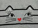 Стильне плаття в'язане з котиком на дівчинку (Розмір 8Т) Gymboree (США), фото 2