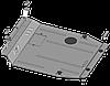 Защита двигателя  Dodge Caliber 2006-2012 V-2,0