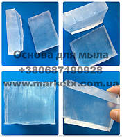 Мыльная основа прозрачная. Основа для мыла. Основа для приготовления мыла ручной работы., фото 1