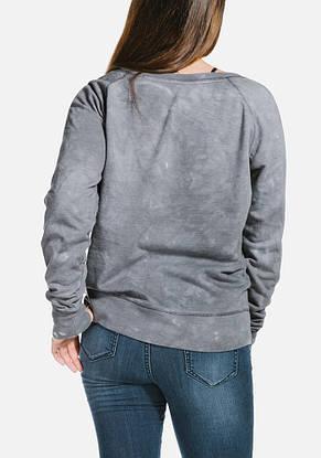 Женский 3D свитшот The Mountain размер М свитер с 3д рисунком толстовка реглан, фото 2