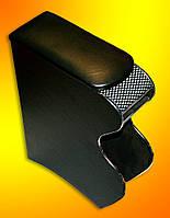 ViMAX - Подлокотник автомобильный на ГАЗель, откидной с консолью, Black, HQ-2510