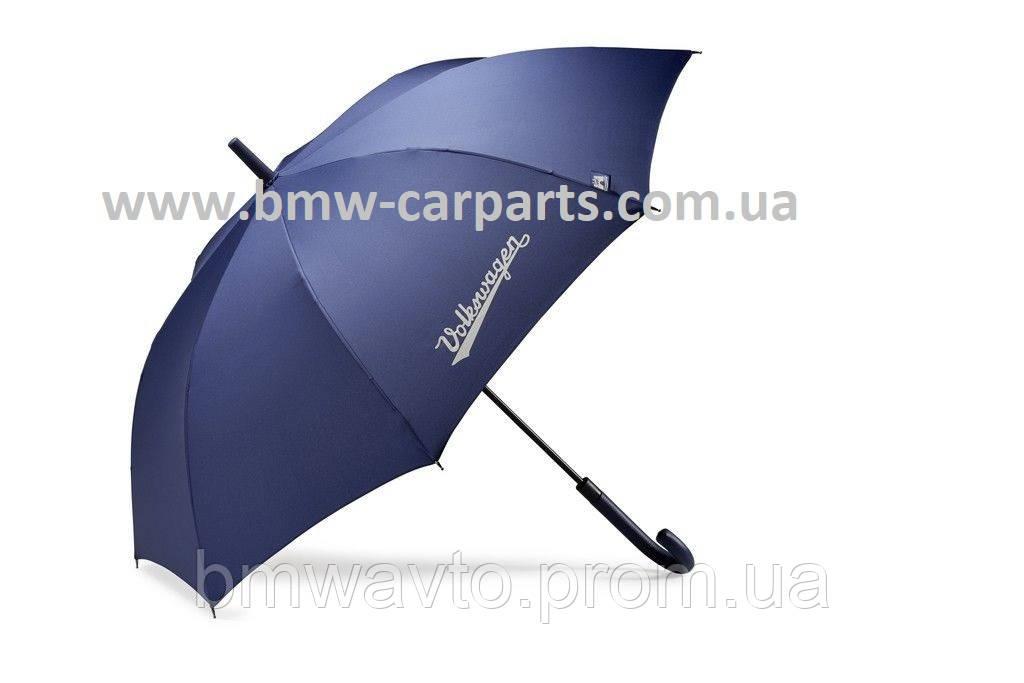 Зонт-трость Volkswagen Stick Umbrella Classic, фото 2