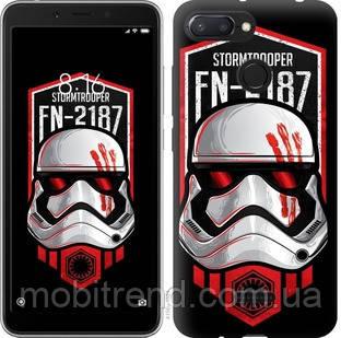 Чехол на Xiaomi Redmi 6 Star Wars 2