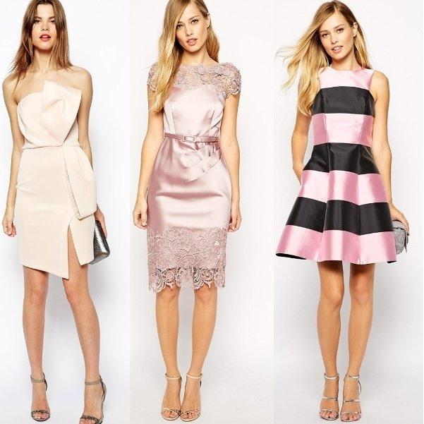 Стильные женские платья и сарафаны