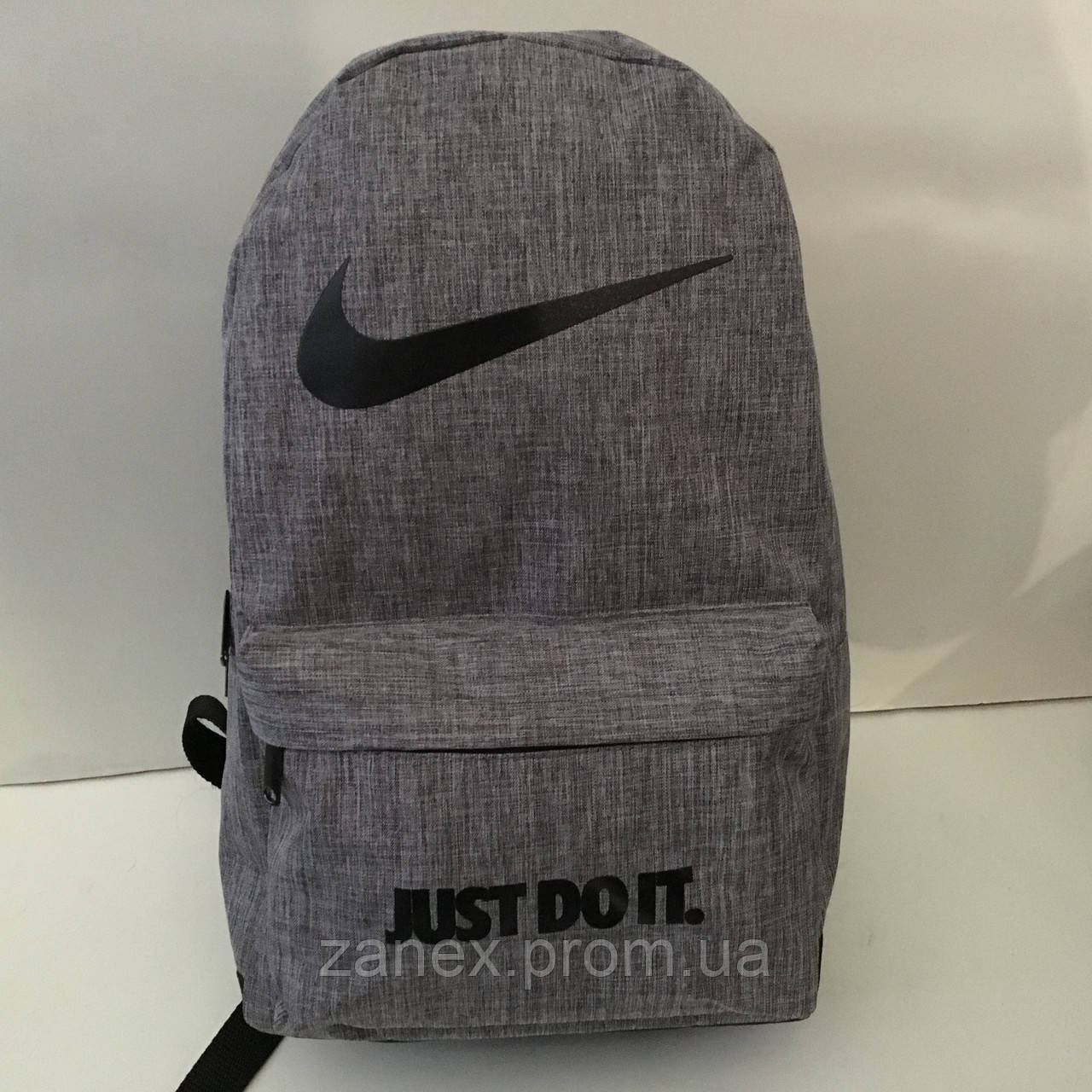 Рюкзак в стиле Nike Air серый