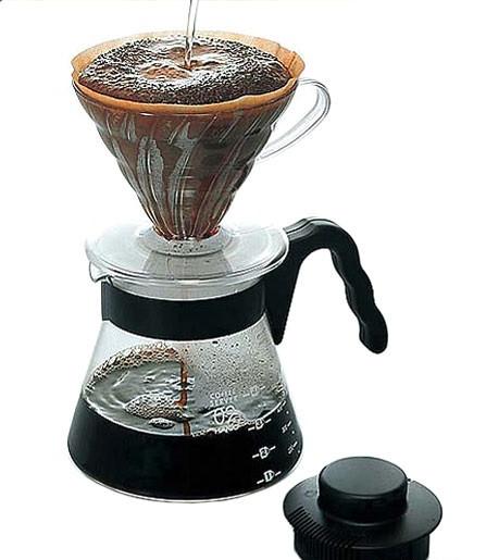 Кофейный заварник Hario 450 мл (Сервер Харио) для заваривания кофе
