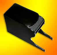 ViMAX - Подлокотник универсальный автомобильный, откидной с консолью, ширина - 16.5 см., Black, HP-3001
