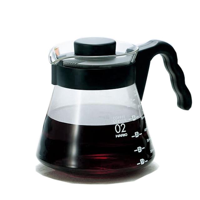 Кофейный заварник для пуровера, воронки, дрипера Hario 700 мл (Сервер Харио)