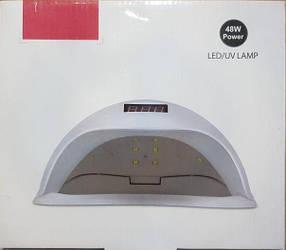 LED+UV лампа Lamp SUN 5 48W, фото 2