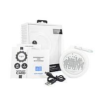 Портативная влагозащищенная Bluetooth колонка Xoopar Splash POP Белая XP81008.14A, фото 1