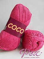 Пряжа хлопковая Vita cotton Coco ( Вита коттон Коко ) №3885