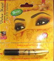 Каджал Мумтаз делюкс, Халяль, Mumtaz Delux Kajal Khojati, The Eye Definer, Halal, для ухода за глазами и использован