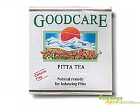 Чай Питта 100г. ГудКер Байдьянатх, Good Care Pharma Herbal Teas Pitta Tea, Восхитительный успокаивающий чай,