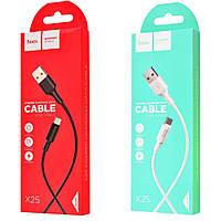 Hoco X25 Soarer Type-C Cable (1m) (2 цвета), фото 1