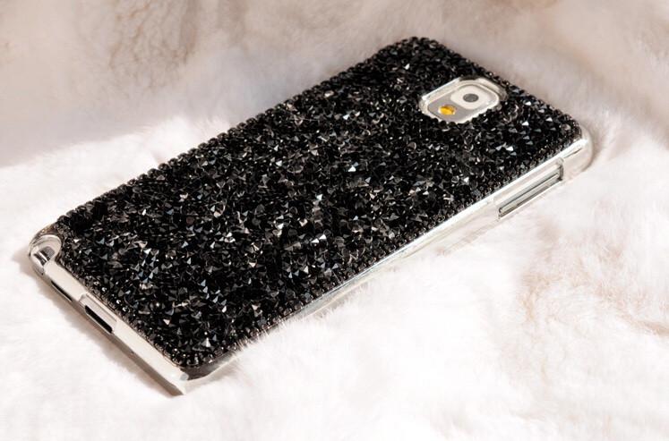 Чехол для Samsung Note 4 N910 Luxury Diamonds