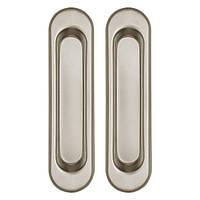 Ручки для раздвижных дверей PUNTO Soft LINE SL-010 SN-3 Матовый никель