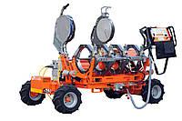 Стыковой сварочный аппарат Ritmo Delta 355 ALL TERRAIN (Diesel), фото 1