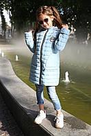 Детская демисезонная куртка на девочку бренда Nui Very Полли Размеры 110- 158 Новинка!