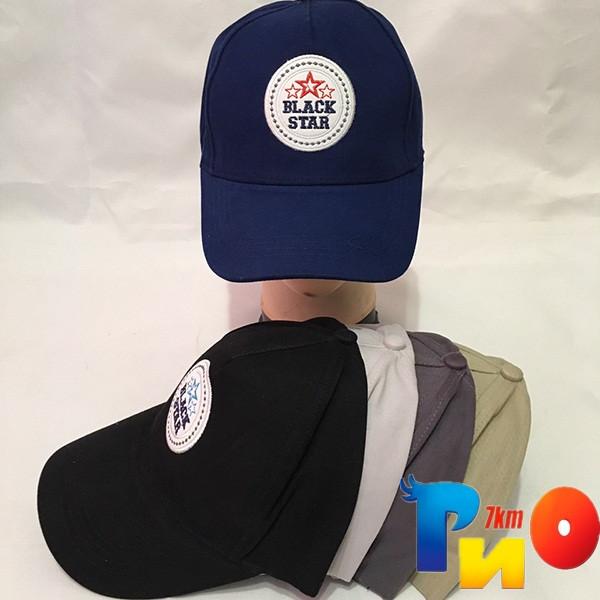 Детская  летняя кепка (100% cotton) для мальчика р-р 58 (5 ед в уп) NA_9044