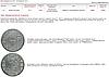 Коваль Срібна монета 10 гривень срібло 31,1 грам, фото 3
