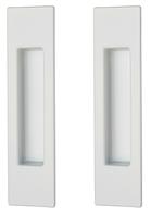 Ручки для раздвижных дверей MVM SDH-2 WHITE - матовый белый