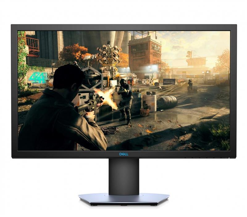 "Монитор DELL 24"" S2419HGF (210-AQVJ) Black/Blue 144Hz"