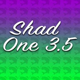 Балансир Select Shad One 3.5