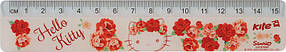 Линейка пластиковая Kite Hello Kitty