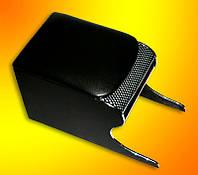ViMAX - Подлокотник универсальный автомобильный, откидной с консолью, ширина - 24 см., Black, HP-2816