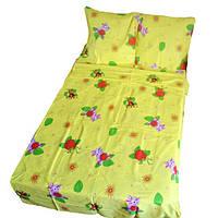 Постільна білизна дитяче ліжечко Gold з мультф. лунтик