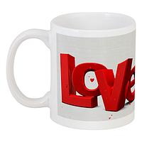 Кружка Love 3D с Вашим фото (100% предоплата)