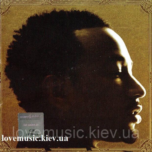 Музичний сд диск JOHN LEGEND Get lifted (2004) (audio cd)