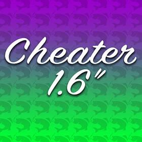 "Силікон select cheater 1.6"""
