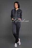 Спортивный костюм с серой полоской, фото 1
