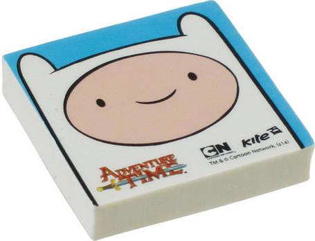 Резинка квадратная Kite Adventure Time, фото 2
