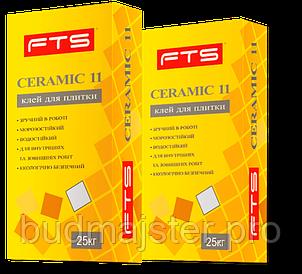 Клей для плитки FTS CERAMIC 11, 25 кг